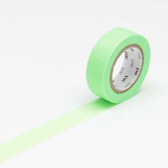 mt Masking Tape: shocking green