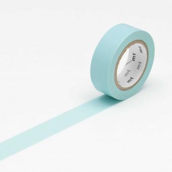 mt Masking Tape: baby blue