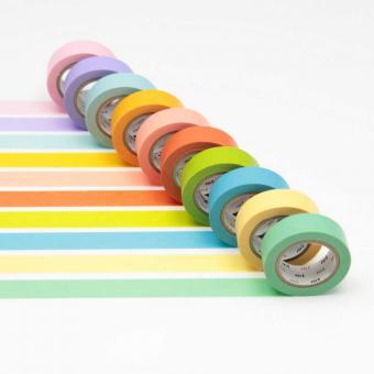 mt Masking Tape: light color 2 - helle Farben