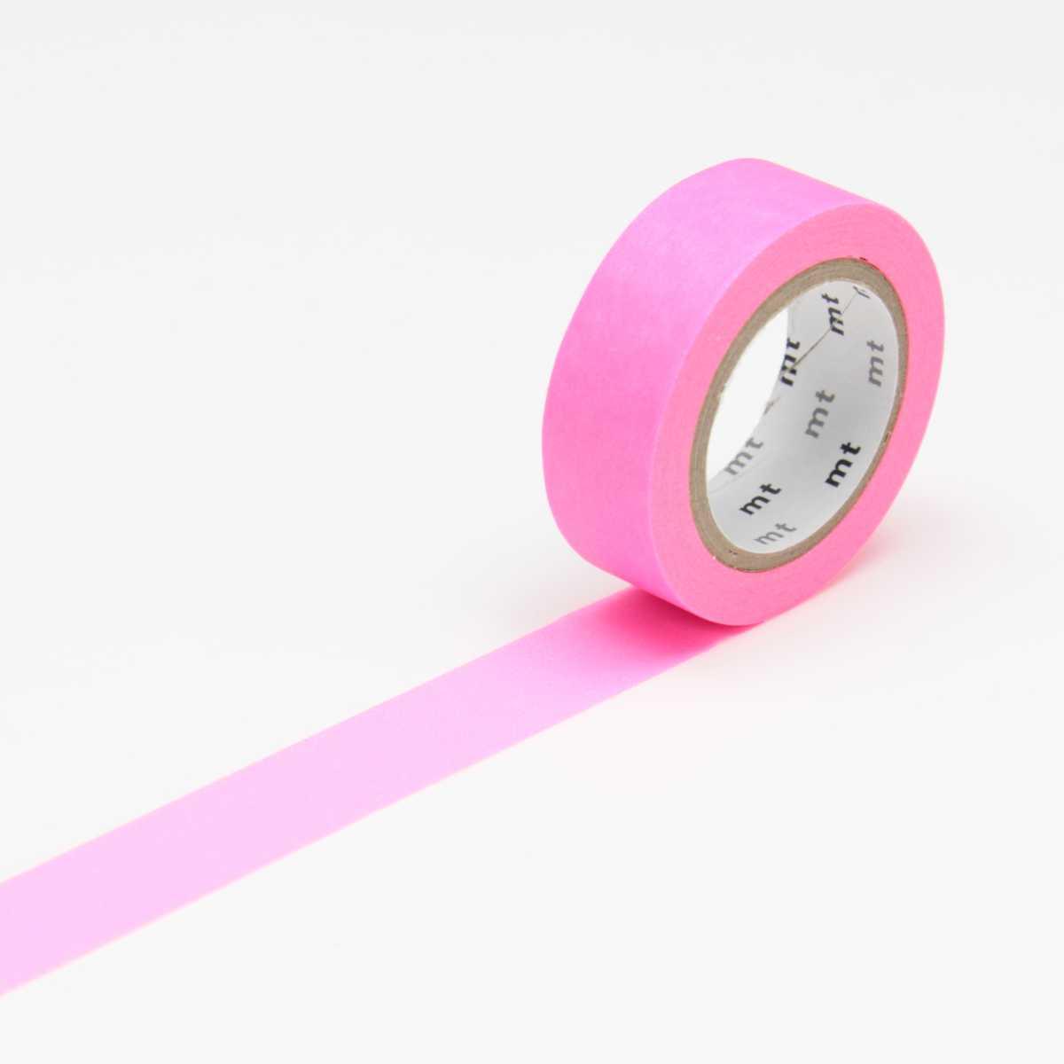 mt Masking Tape: shocking pink
