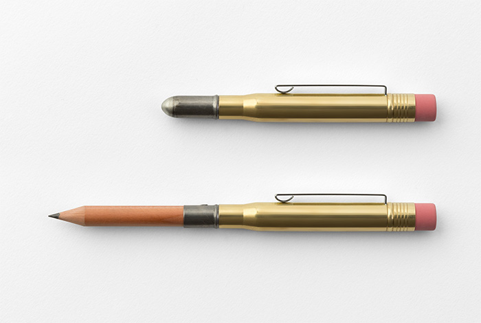 Traveller's Company Bleistift Messing